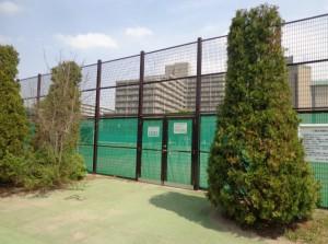 豊住公園 テニスコート