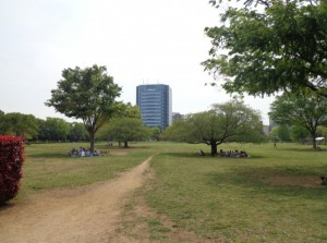 木場公園①