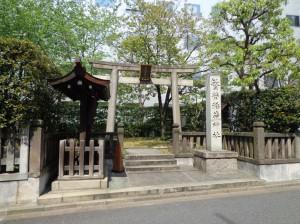 繁榮稲荷神社①
