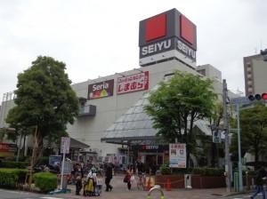 西友東陽町店