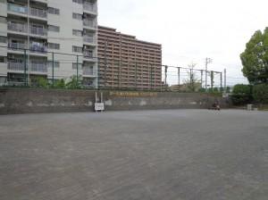 仙台堀川公園 キャッチボール場