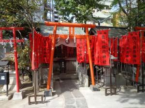 洲崎神社 豊川稲荷神社