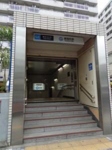 東陽町駅4番出口