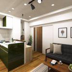 キッチン・居間イメージ